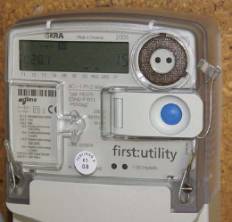 Smart Grid Electric Meter