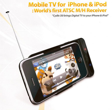 Mobile Digital TV