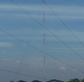 594 kHz Tower