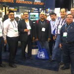 Group of Mexican Engineers at the Nautel DRM presentation.
