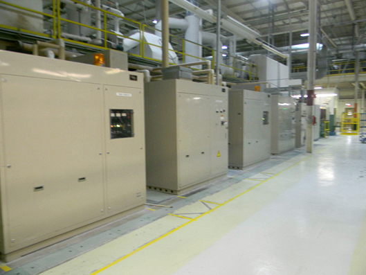 Learn how RF dryers present OSHA workplace safety risks