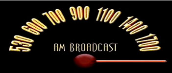 The AM dial today – same as our grandparents knew