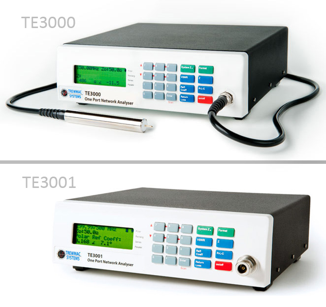 portable RF Vector Impedance analyzers & Network Analyzer