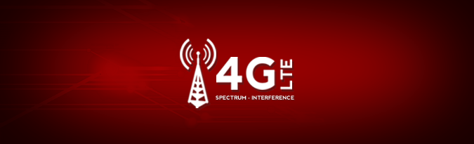 wireless 4G LTE interference problems