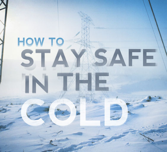 How to keep workers safe working in the cold