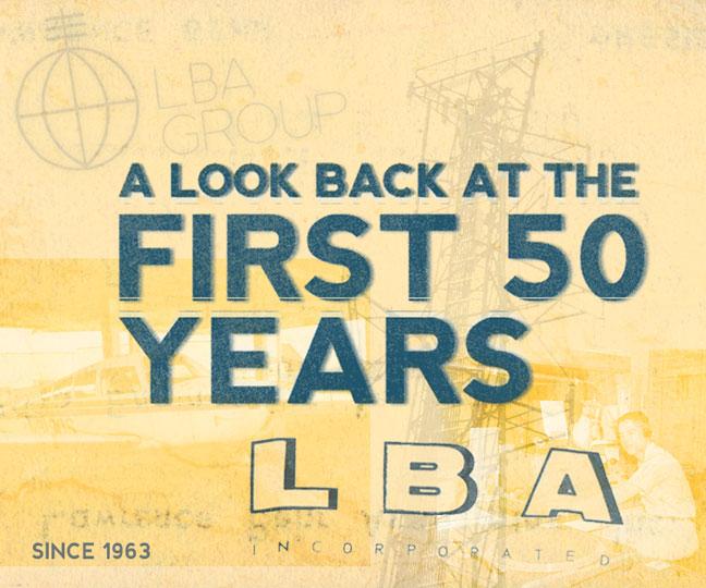 LBA Group History