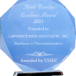 Lawrence Behr Associates North Carolina Excellence Award In Telecommunications