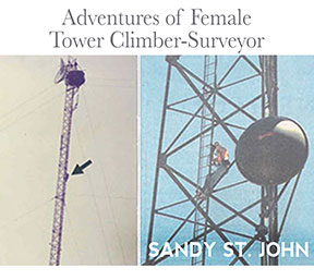 Female Tower Climber