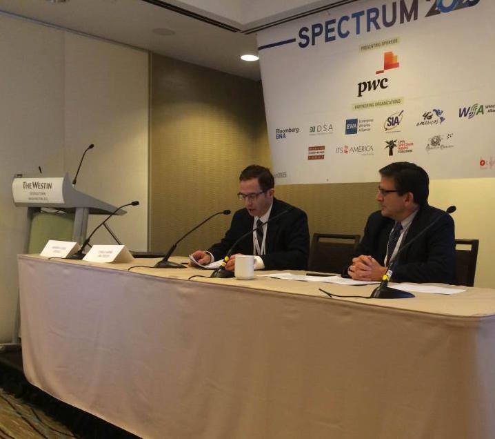 LBA and Google expert expound on 5G spectrum requirements