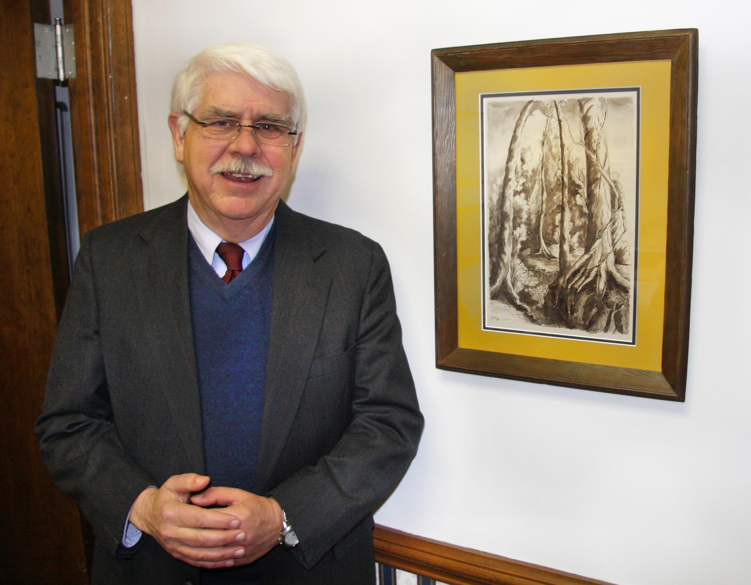 Lawrence Behr LBA CEO