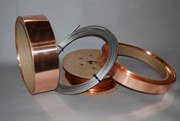 Copper Wire, Copper Strap, Copper ground rods