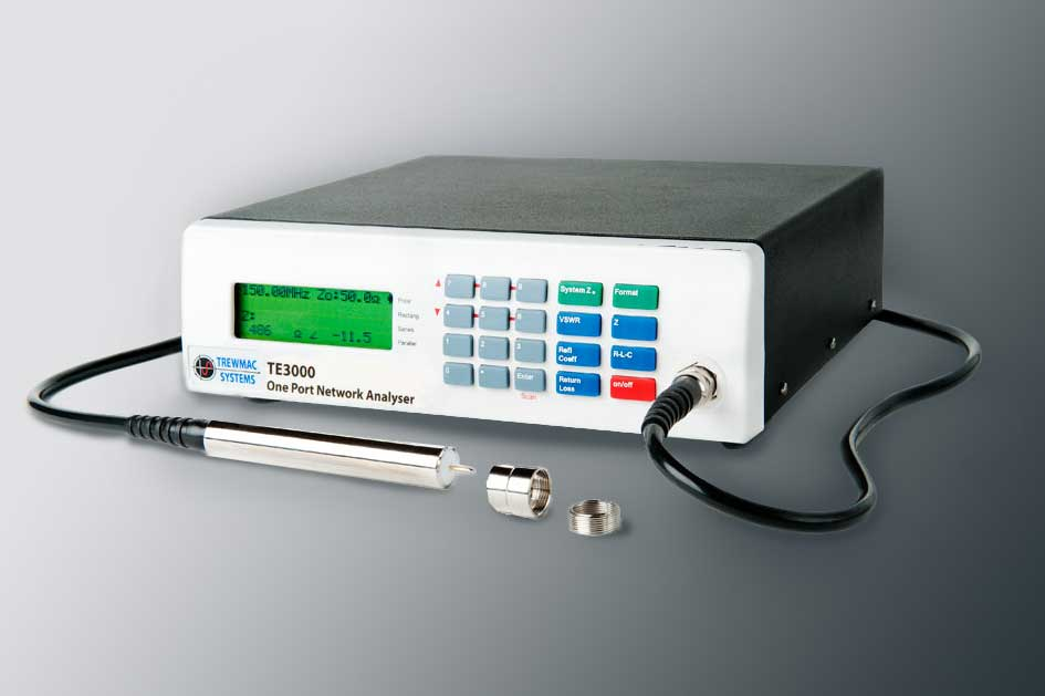 Vector Network Analyzer : Te versatile rf network analyzers for lf mf products