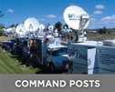 Use LBA lightning masts around Mobile news vehicles, ENG, Command posts, earth stations