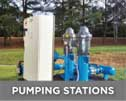 Use LBA lightning masts around Utility pump stations, irrigation systems, lift stations, drainage pumps