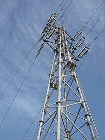 Power line transmission towers may affect AM tower stations