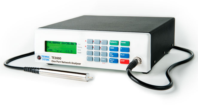 TE3000 Network RF Impedance Analyzer