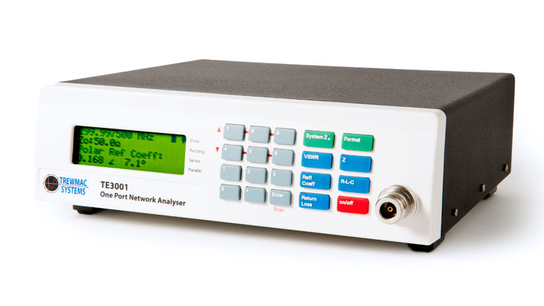 TE3001 Network RF Impedance Antenna Analyzer