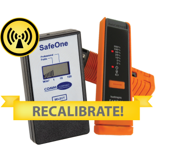 recalibrate rfmonitor sm