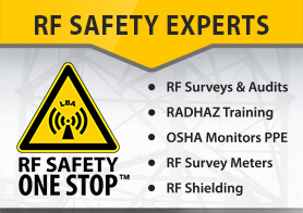 rf safety onestop banner