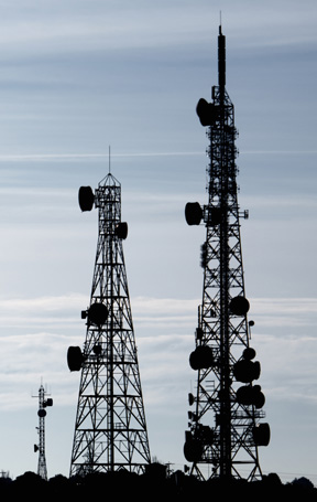 International Consultancy in  Wireless Telecommunications